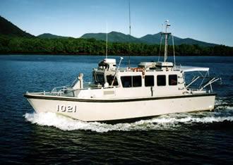 Insight Marine Surveys Ltd: Shetland 4+2 Motor Boat